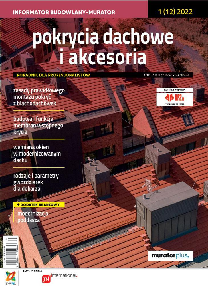 Pokrycia Dachowe i Akcesoria 2021 - DRUK