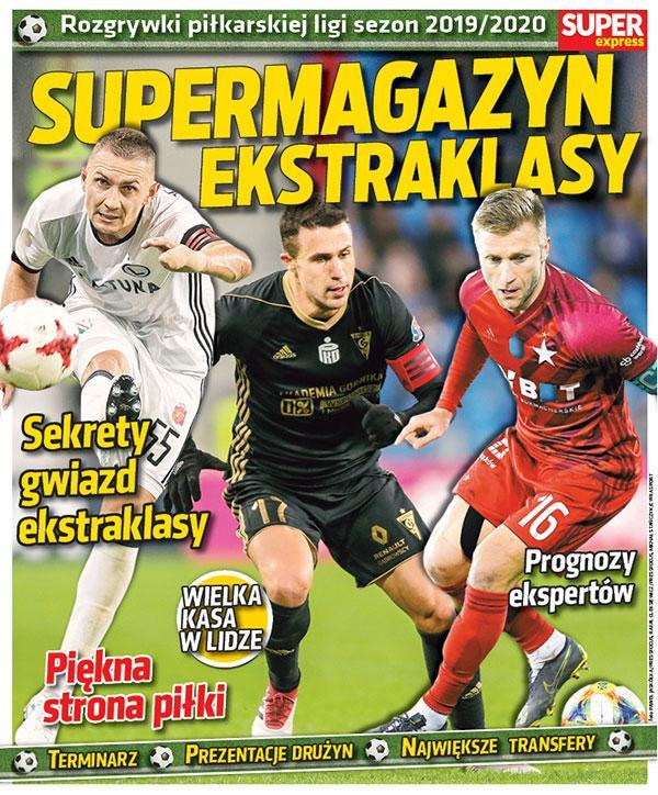 Supermagazyn ekstraklasy sezon 2019/2020