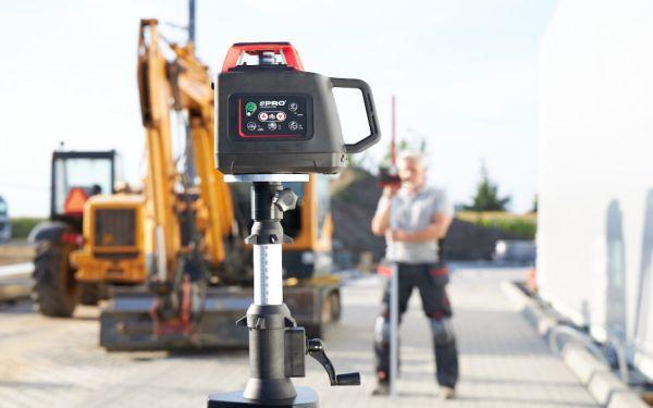 Pomiary odległości. Lasery krzyżowe i dalmierze - jak mierzyć precyzyjnie?